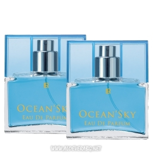 Мъжки Парфюм Ocean'Sky, Двоен комплект