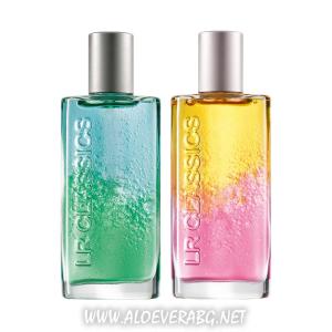 Дамски или Мъжки парфюм Tropical Shake LR Classics | Комплект (Свободен избор) | Лимитирано