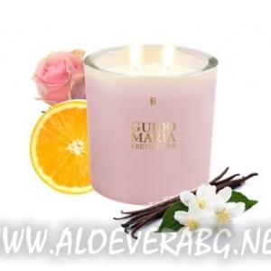 LRGuido Maria Kretschmer HAUTE PARFUM FOR YOUR HOME Ароматна свещ Чувствена елегантност Sinnliche Eleganz