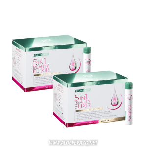 LR Lifetakt Beauty Elixir за Красота и Младежко излъчване (60 дози) | Двоен комплект