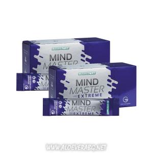 Бърз прилив на енергия и борба със СТРЕСА, Двоен комплект Mind Master Extreme Performance Powder