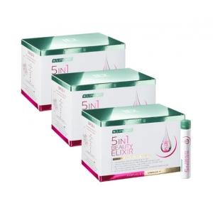 Троен комплект Еликсир за красота (90 дози), 5 in 1 Beauty Elixir LR Lifetakt