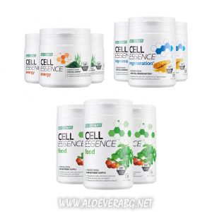 Клетъчни Суперхрани за Здраве и Енергия - Cell Essence LR LIFETAKT | Троен комплект
