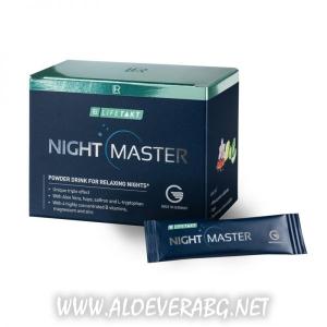 LR Night Master за По-добър и Спокоен СЪН