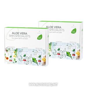 Аптечка за специална грижа Aloe Vera Box, Двоен комплект