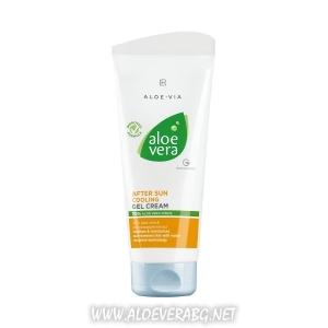 Гел-Крем за Успокояване на Кожата след Слънце Aloe Vera