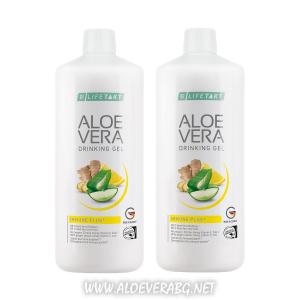 LR Aloe Vera Immune PlusГел за пиене за Имунната система | Двоен комплект