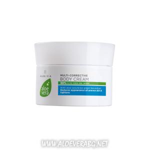 Антицелулитен ефект с Aloe Vera коригиращ крем за тяло