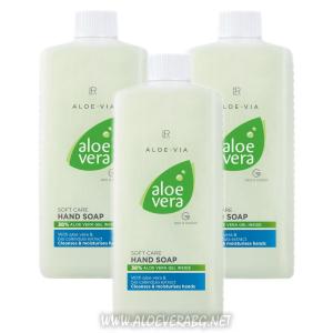 Aloe Vera Крем-Сапун за Ръце, Пълнител | Троен комплект
