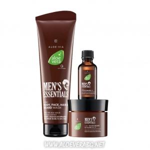 Комплект за Мъже Aloe Vera Men's Essentials, подходящ за ПОДАРЪК