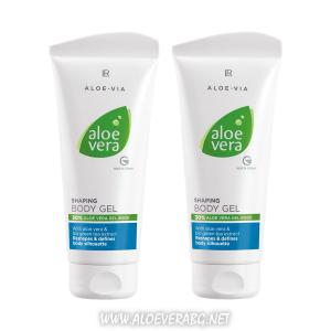LR Aloe Vera Оформящ Гел за Тяло | Двоен комплект