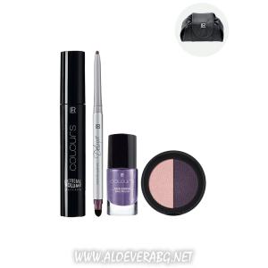 Грим Комплект Expressive Violet   Подчертайте Естествената си красота