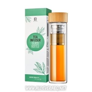 LR Бутилка за Чай за дълго съхраняване на температурата на течността