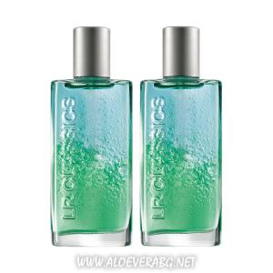 Мъжки парфюм Tropical Shake LR Classics | Лимитирано | Двоен комплект
