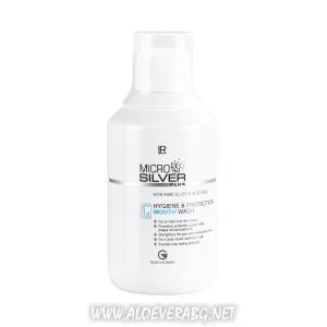 Антибактериална Вода за уста LR Microsilver Plus Higyene & Protection