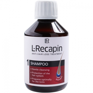 Шампоан L-Recapin от LR против косопад | Грижа за коса