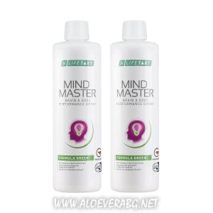 Без стрес и умора с LR Mind Master Formula GREEN | Двоен комплект