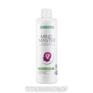 Без стрес и умора с Mind Master Formula GREEN
