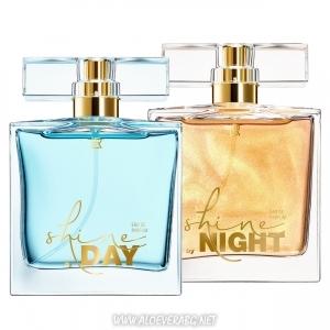 Дамски Ароматен Комплект Shine by Day&Night