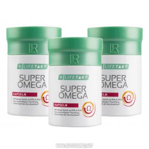 Здраво сърце, здрав мозък   Super Omega 3, Троен Комплект