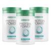 Протеинова напитка за Подкрепа на Мускулите Protein Power, Троен Комплект 80561