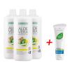 Гел за пиене за Имунната система Aloe Vera Immune Plus, Троен комплект + Витализиращ Душ-Гел за Невероятно усещане, Освежаване и Хидратиране 81003-3