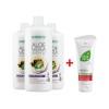 Гел за пиене Aloe Vera ACAI PRO SUMMER за Защита от Слънцето и от Дехидратация, Троен Комплект + Крем Aloe Vera с Прополис 81103-2